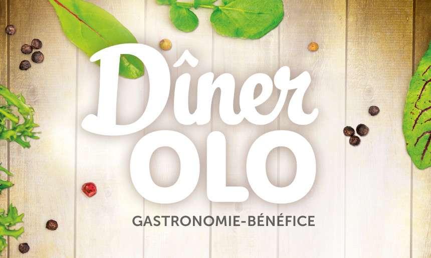 La 15e édition du Dîner OLO aura lieu le 13 novembre 2018
