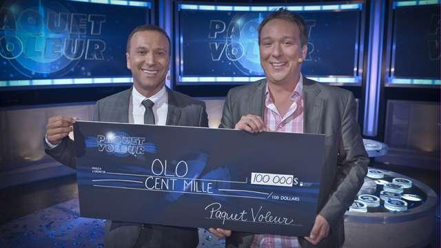 Pierre-François Legendre - Paquet voleur