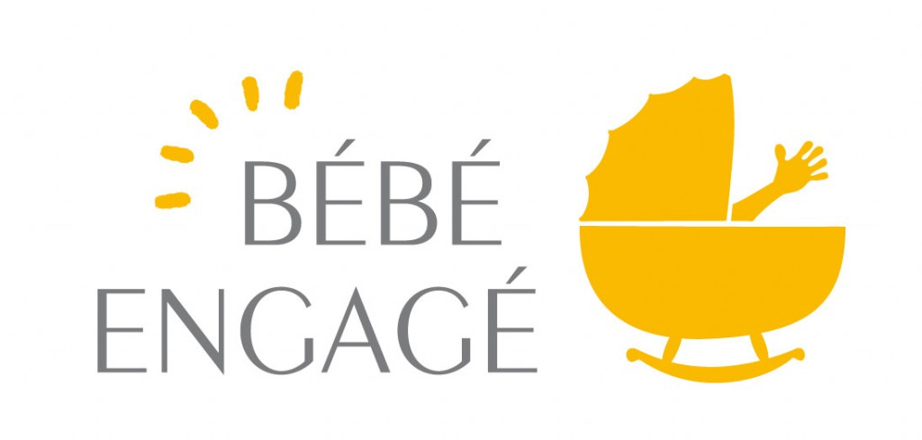Logo - Bébé engagé
