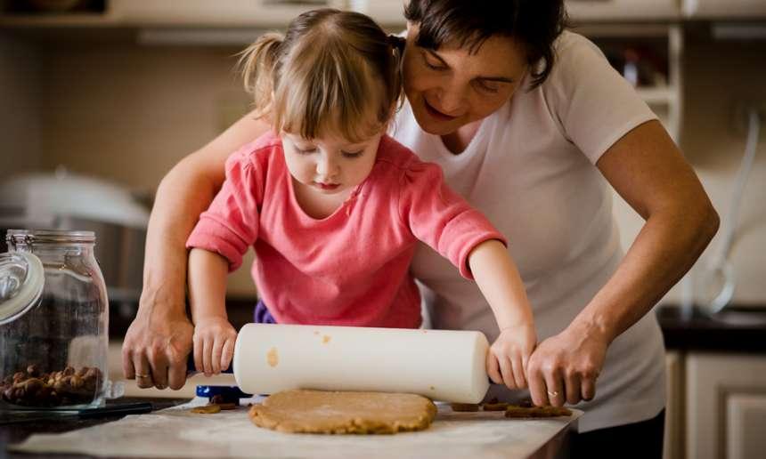 Cuisiner quand on a un tout-petit