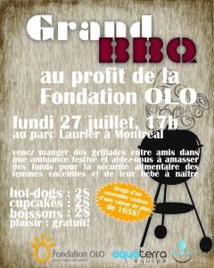 BBQ Tupperware au profit de la Fondation