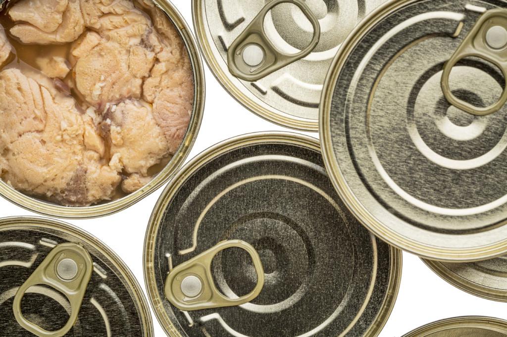 Fondation OLO | Découvrir les aliments | Le saumon en conserve
