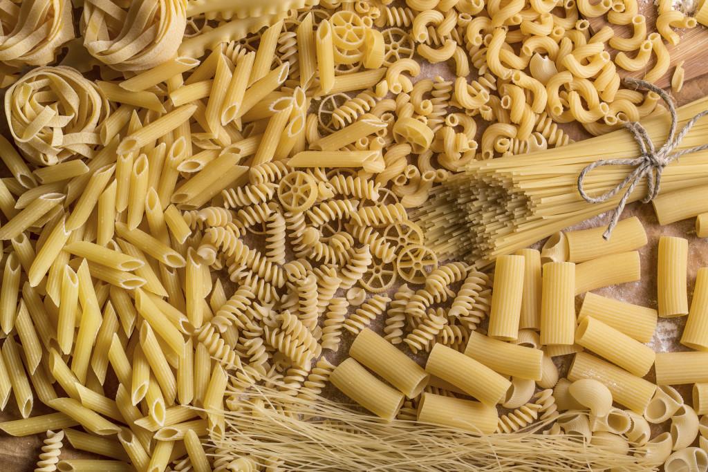 Fondation OLO | Découvrir les aliments | Les pâtes alimentaires