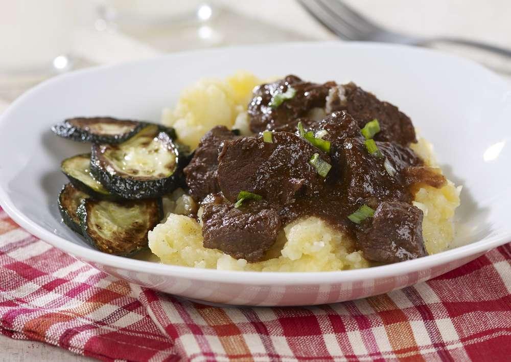 Mijot de boeuf recette facile et rapide fondation olo - Comment cuisiner le plat de cote de boeuf ...