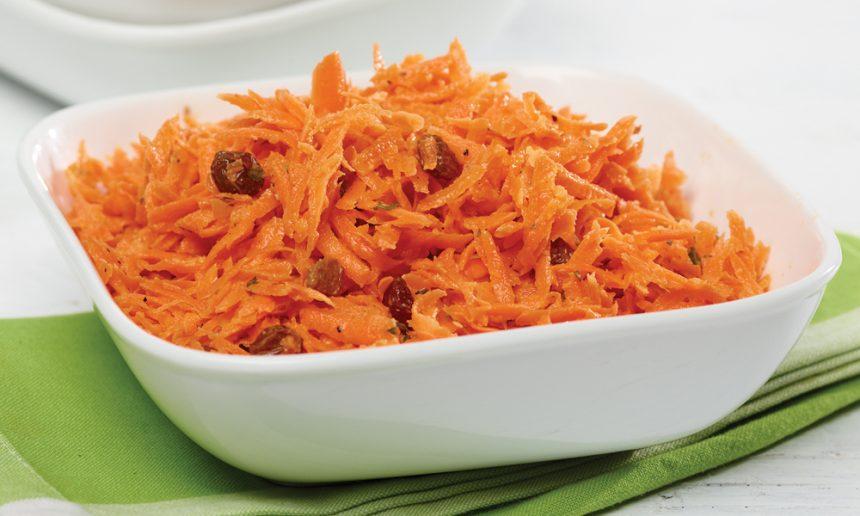 Fondation OLO | Recette | Salade de carottes