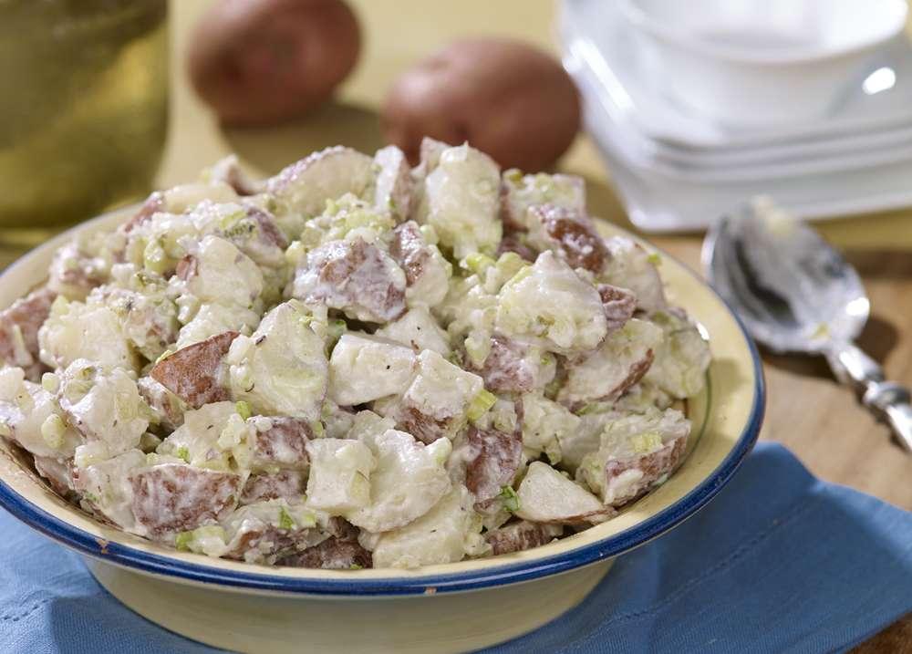 Fondation OLO | Recette | Salade de patate à l'aneth