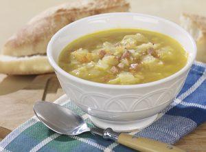 Fondation OLO | Recette | Soupe au chou et au gingembre