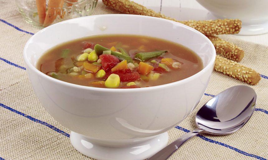 Fondation OLO | Recette | Soupe aux légumes