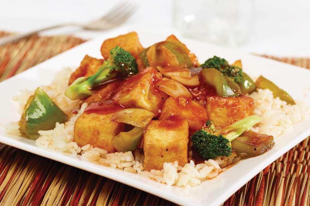 Fondation OLO | Recette | Sauté de tofu style barbecue