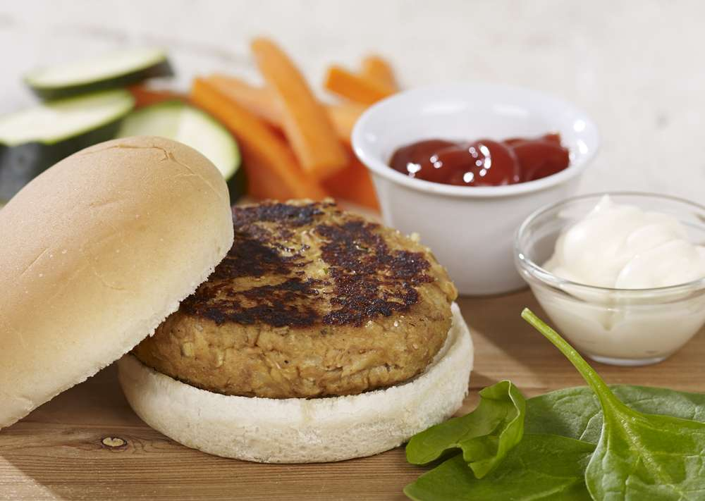 Fondation OLO   Recipe   Salmon Burgers