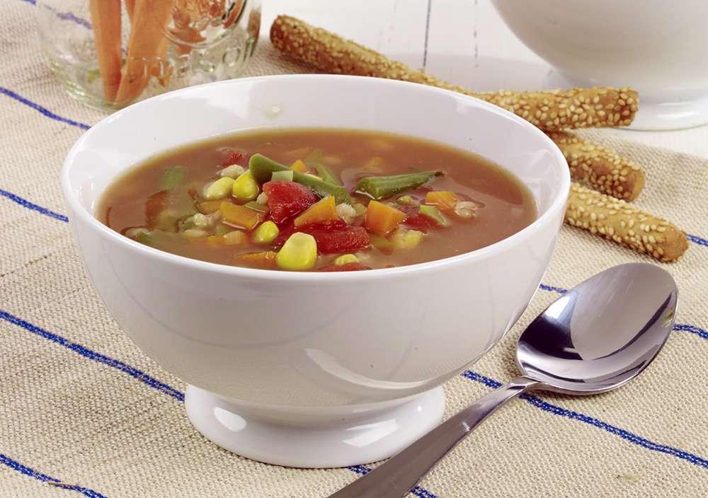 Fondation OLO   Recipe   Vegetable Soup