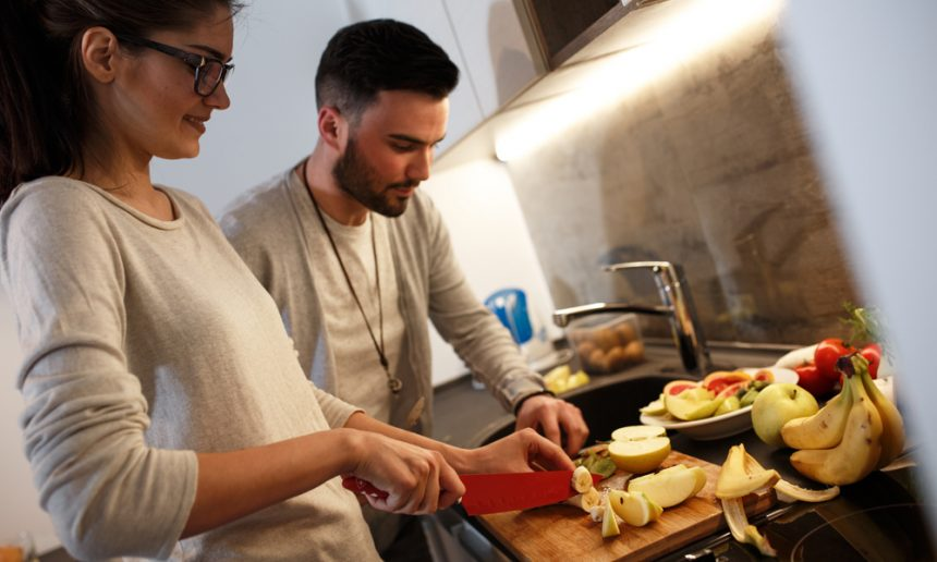 Fondation OLO | Blogue | Cuisiner en groupe