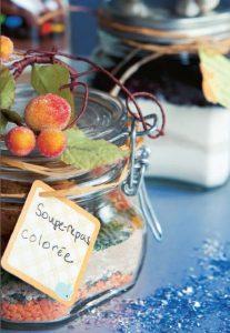 TOP 5 des recettes en pot à offrir pour le temps des fêtes - Soupe-repas