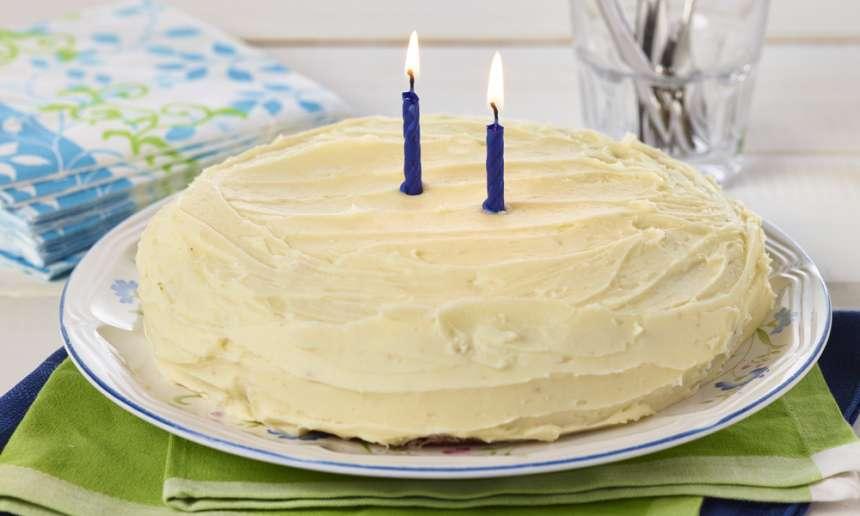 Fondation OLO | Recette | Gâteau de fête