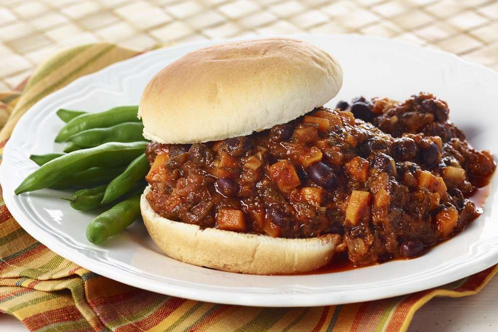 Fondation OLO | Recette | Sloppy Joe