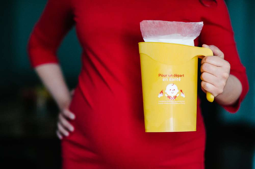Fondation OLO aide les bébés à naitre en santé