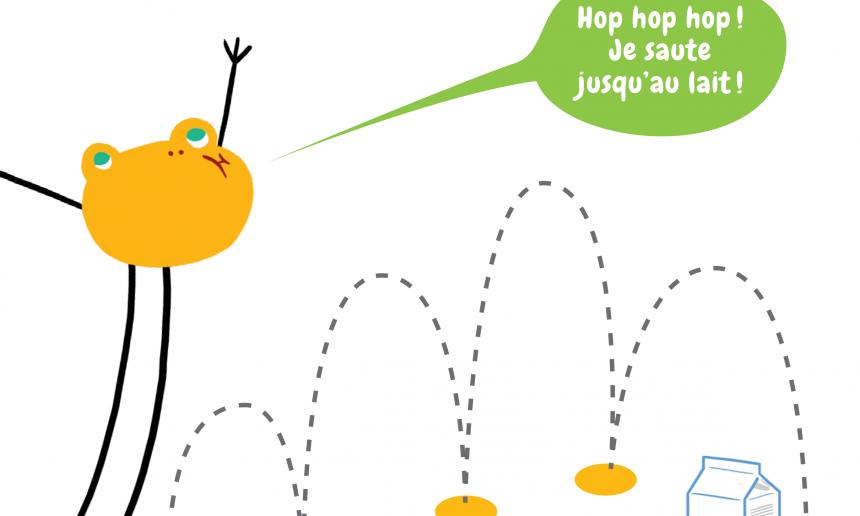 "Fondation OLO | Labyrinthe ""hop hop hop"""