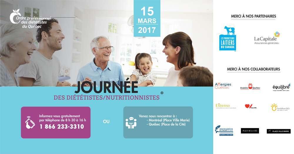 Fondation OLO | Journée des nutritionnistes