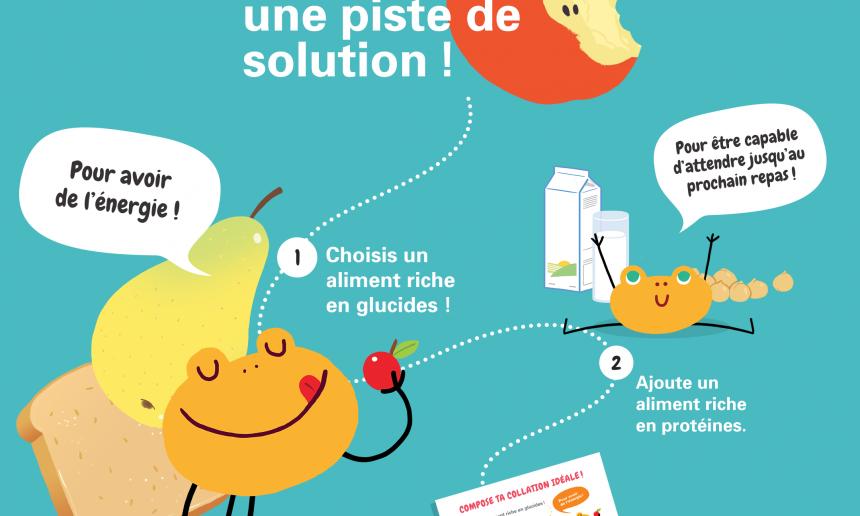 Fondation OLO | Idées de collations pour les bébés et les enfants!
