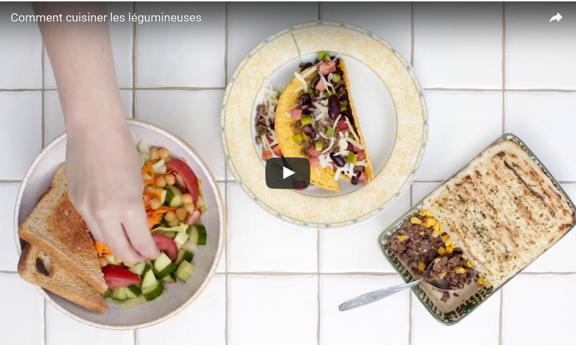 Fondation OLO | Comment cuisiner les légumineuses