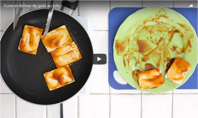 Fondation OLO |Cuire et donner du goût au tofu