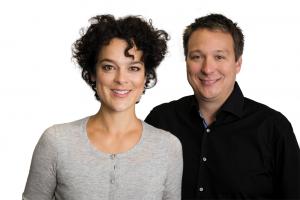 Fondation OLO   Portrait de nos porte-parole Pierre-François Legendre et Hélène Bourgeois-Leclerc