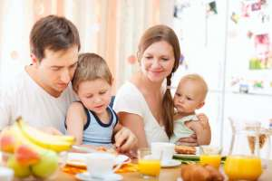 Les repas en famille, plus que du bon temps ensemble!