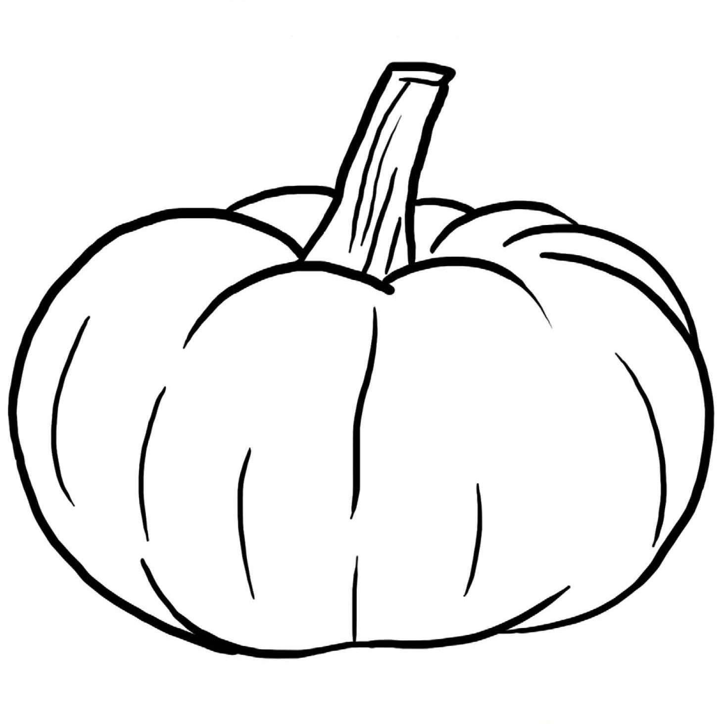 Coloriage : la citrouille | Halloween | Jeux et outils ...