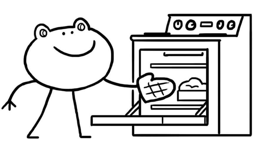 Fondation OLO | Coloriage | Cuisiner