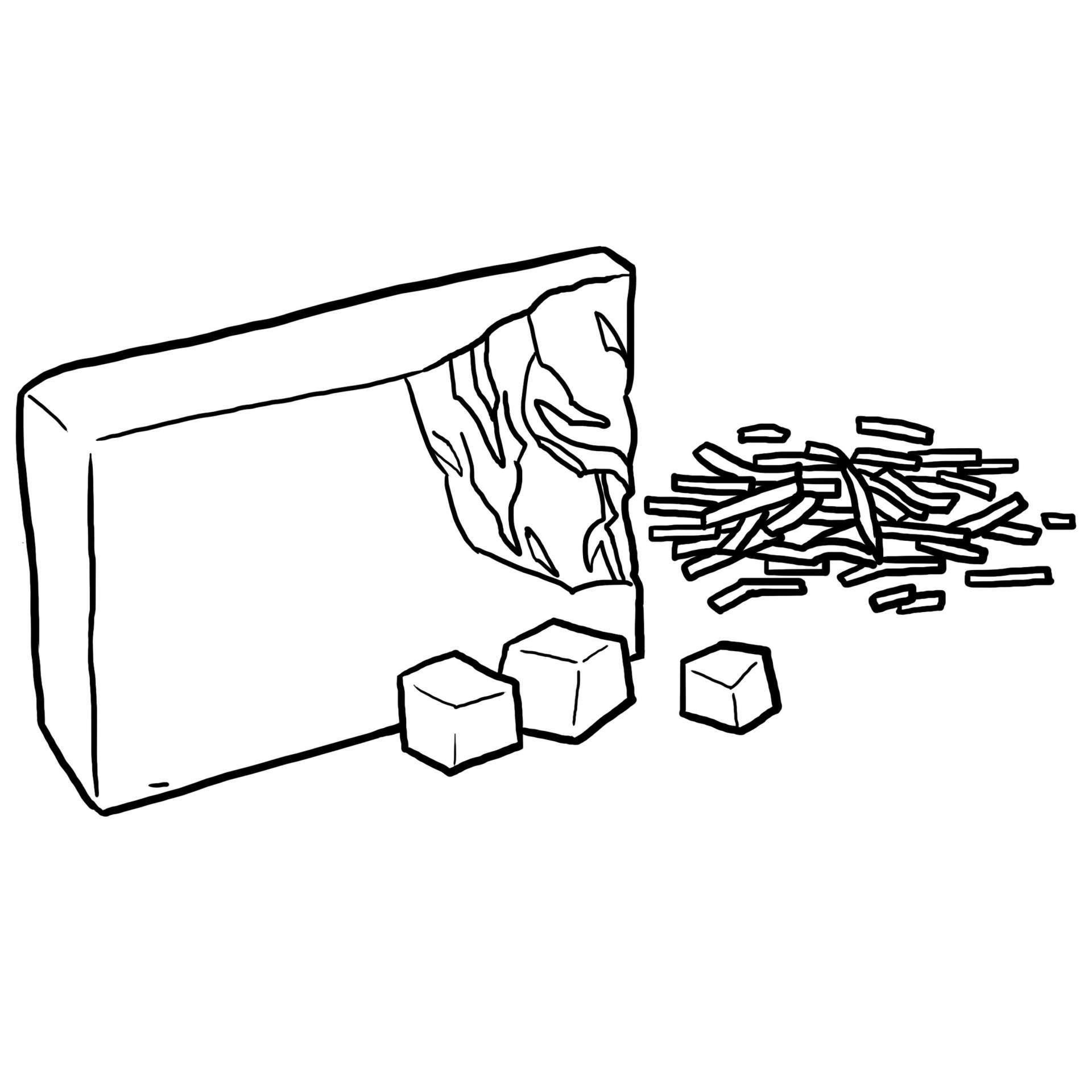 Coloriage le fromage jeux et outils fondation olo - Jeux et coloriage ...