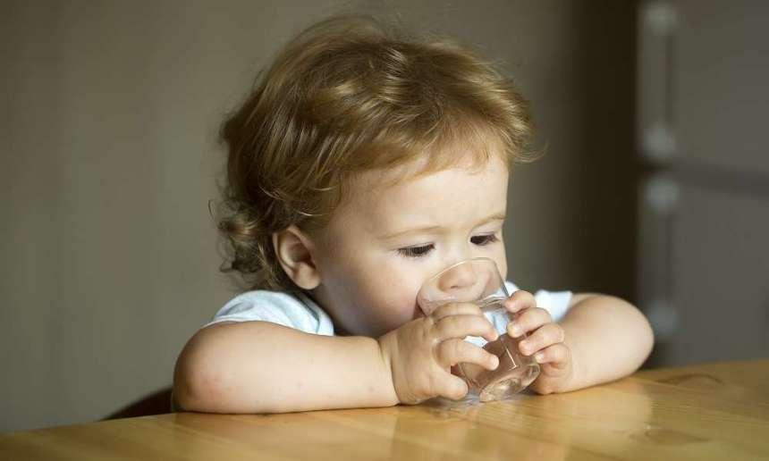 Fondation OLO | Hydratation, eau et soif des tout-petits