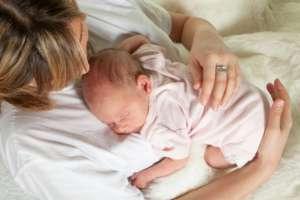 Fondation OLO | Maman et bébé