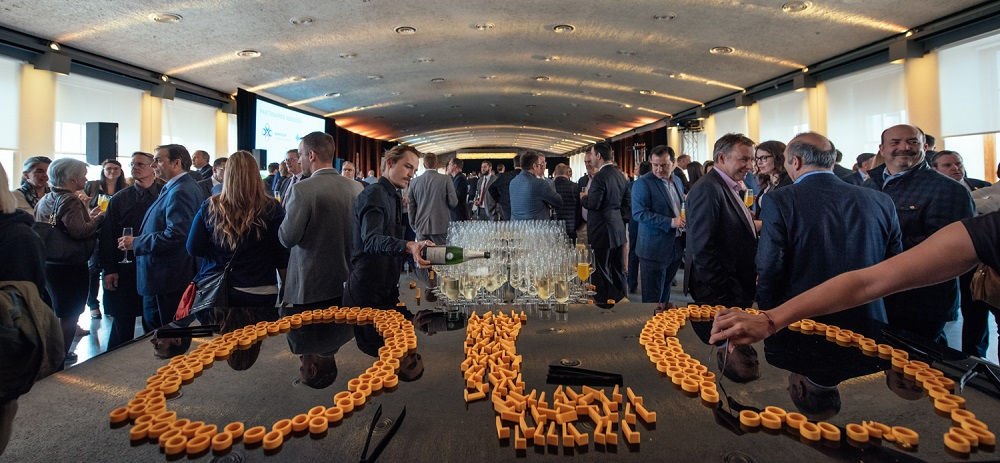 Fondation OLO | Dîner OLO 2017 | Cocktail d'accueil