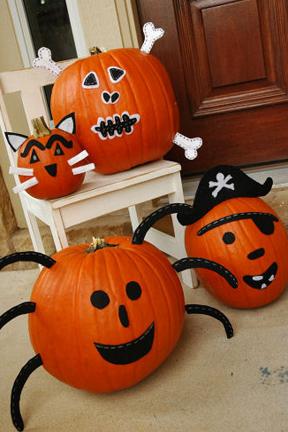 TOP5 - Idées pour optimiser la citrouille à l'Halloween