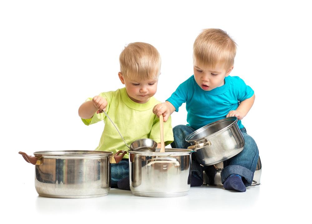 Fondation Olo | Activité de la semaine - jeux dans la cuisine