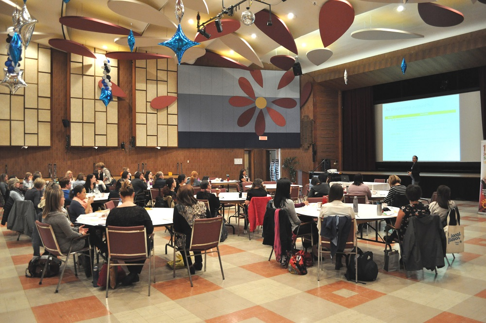 Fondation OLO | Rencontre annuelle de la communauté de pratique de la Fondation OLO - 2017