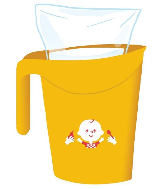 Fondation OLO | Aliments OLO | lait