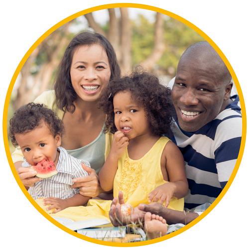 Fondation OLO | Manger en famille