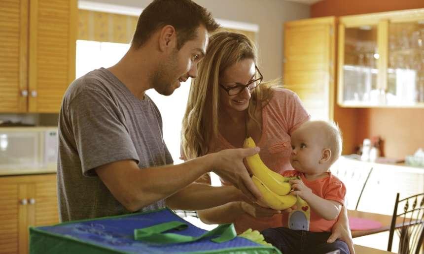 Fondation Olo | Le rôle des parents - être un modèle pour les enfants