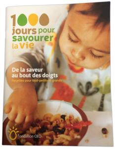Fondation OLO | La trousse d'outils pour les parents | Brochure de recettes