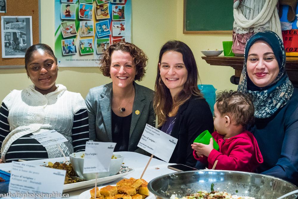 Fondation OLO | Dévoilement des profils alimentaires