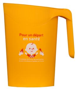 Fondation OLO | La trousse d'outils pour les parents | Pot à lait