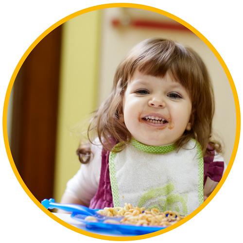 Fondation OLO agît de la grossesse aux repas en famille