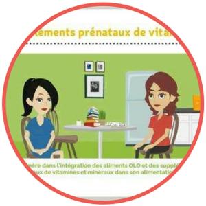 Fondation OLO | Intervenantes | Formations en ligne