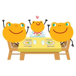 Fondation OLO | Manger en famille - Family Mealtimes
