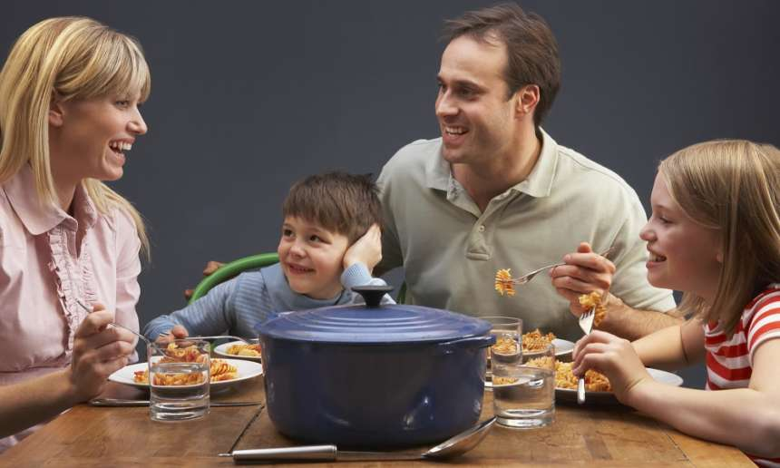 Fondation OLO | 6 trucs pour rendre les repas agréables