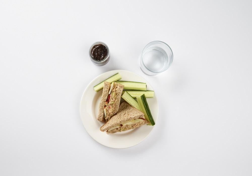 Fondation OLO | Exemple d'un repas équilibré | Un dîner équilibré