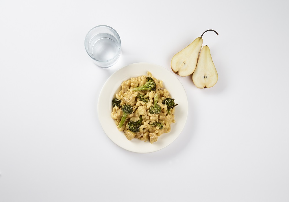 Fondation Olo | Exemple d'un repas équilibré | Un souper équilibré