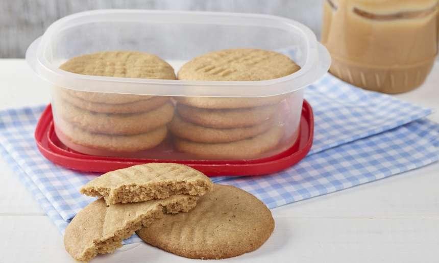 Fondation OLO | Recette | Biscuits au beurre d'arachide