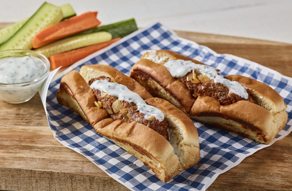Fondation OLO | Recette | Hot-dog de Kefta